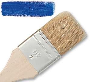 large size flat brush